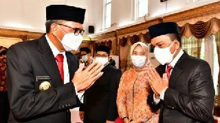 Gubernur NA harap KPID jadi Mitra Strategis Pemerintah Putus Mata Rantai Covid-19