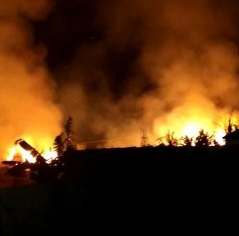 06439e980 Incêndio de grandes proporções em Casa Nova-Ba - BLOG DO MARINHO A ...