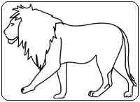 คำศัพท์ภาษาอังกฤษสิงโต