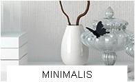 Dekorasi Minimalis