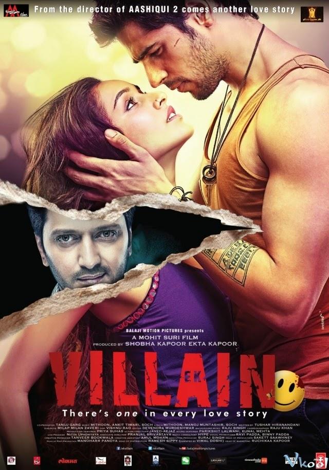 Phim Nợ Máu - The Villain