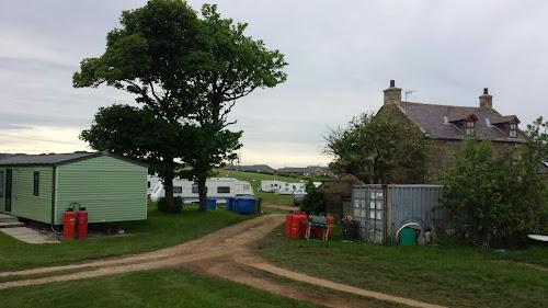 Camping  at High Straggleton Farm