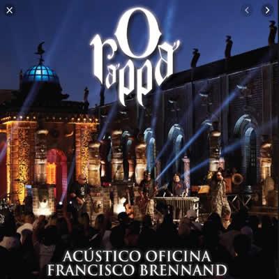 O Rappa - Ao Vivo Oficina São Francisco Brennand (Deluxe)