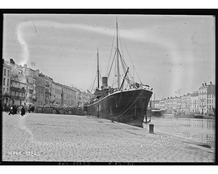 SANTA ANA, matricula de Sevilla. 10 de abril de 1912. Puerto de Cette. BnF. Gallica.bmp