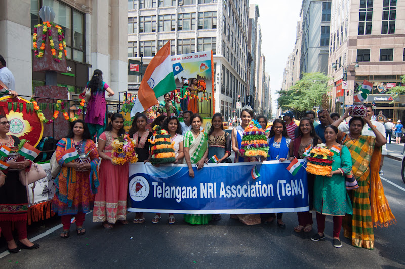 Telangana State Float at India Day Parade NY 2015 - DSC_0134.jpg