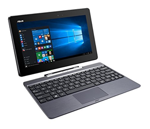 ASUS Transformer Book T100TAM-DK005T 10.1-Inch Convertible Notebook