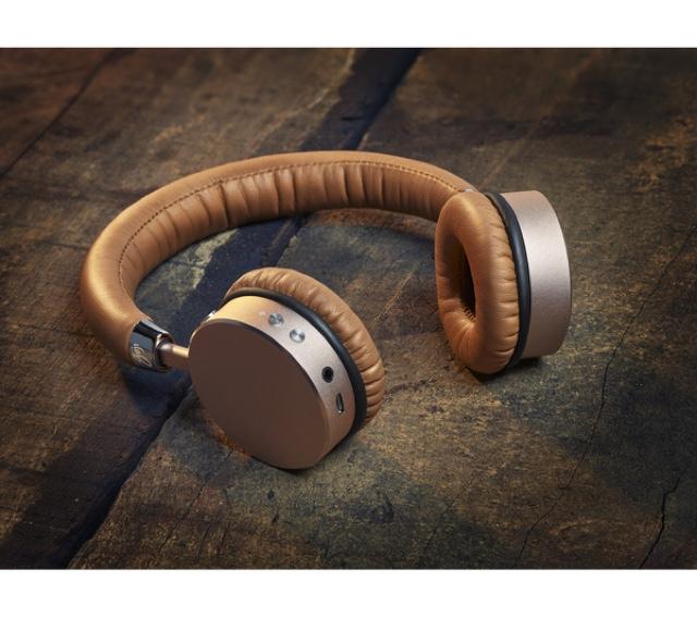 Goji Wireless Bluetooth Headphones Rose Gold - Review