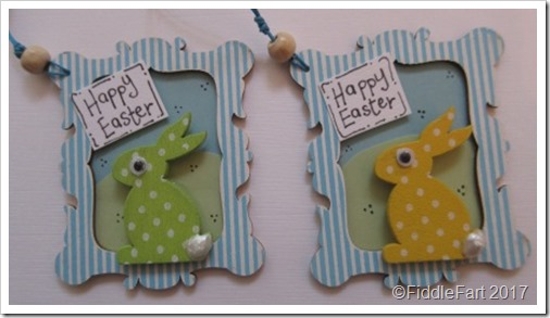 Easter Bunny Tags 3
