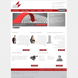 Projeto: Website Central Paulista