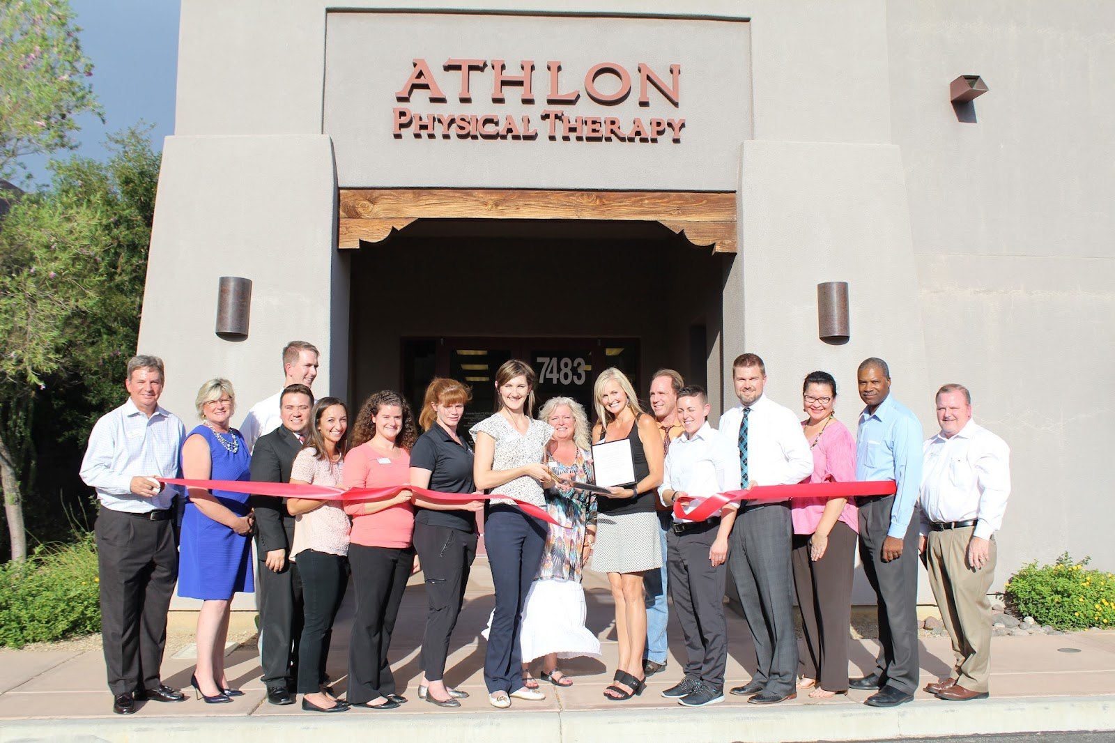 "Athlon PT is a national award winning employee owned physical therapy private practice.  Their practice is built around a service model that they have termed ""The Three A's"", representing the Ability of the staff, the Access to their clinics, and the Amazing atmosphere.  Patient care is their top priority."