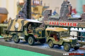 War Building Ruins Diorama