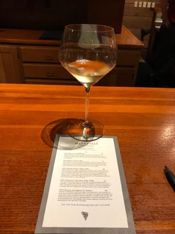 Merryvale Vineyards Silhouette Chardonnay 2014
