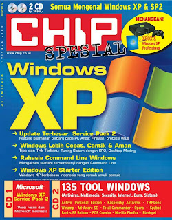 Majalah CHIP Spesial Windows XP