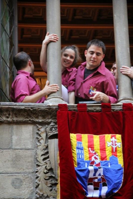 19è Aniversari Castellers de Lleida. Paeria . 5-04-14 - IMG_9621.JPG