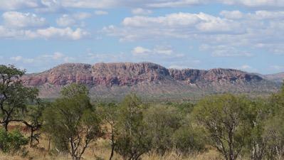 Bastion Range