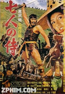 Bảy Võ Sĩ Đạo - Seven Samurai (1954) Poster
