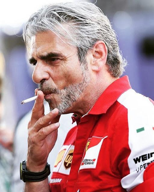New Juventus CEO Arrivabene Ferrari photo
