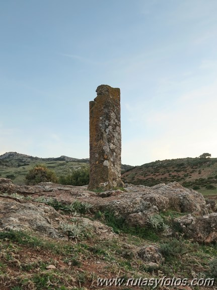 Miliario romano de la Vía VI Iluro-Arunda
