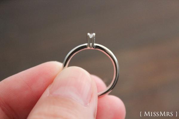 Missmrs mucho m s que una boda mi nuevo anillo de for Que es una beta de oro