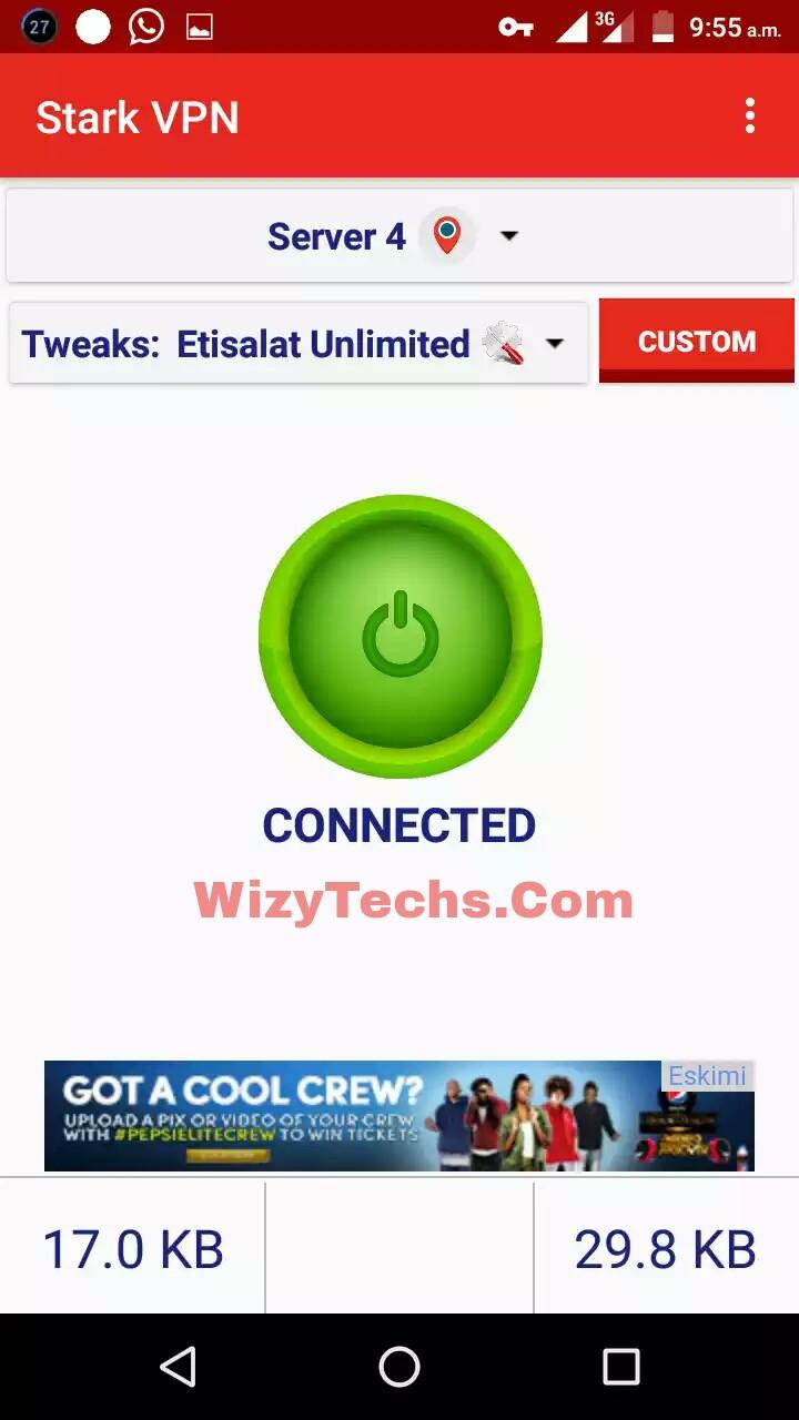 Stark vpn app free download