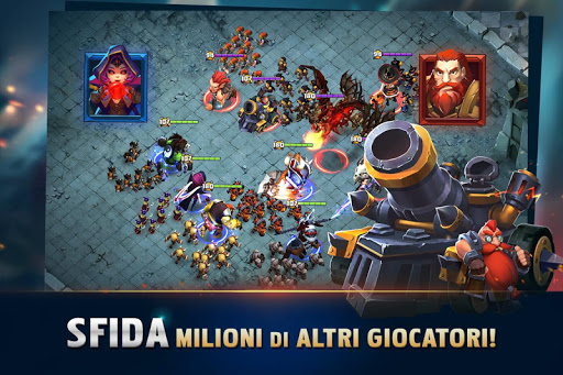 Clash of Lords 2: Italiano  screenshots 10