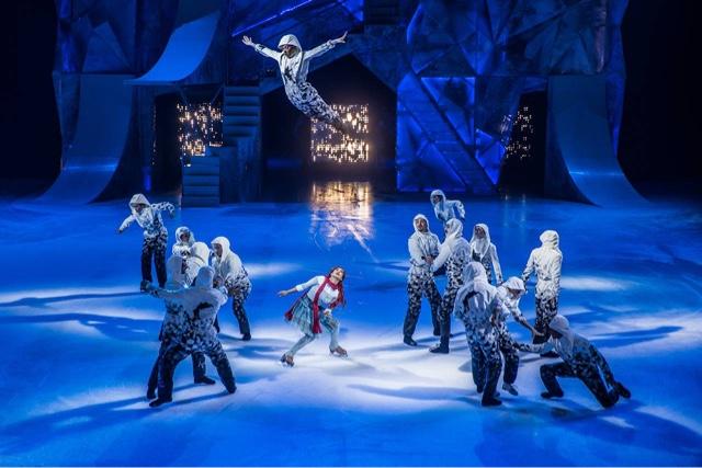 Cristalizando sueños sobre hielo