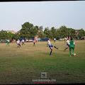 Tim Laut Biru FC kalahkan Tim Persebaya Legend