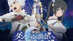 """Versión teatral """"Dan Machi"""" lanzado el 25 de febrero de 2019! Maaya Sakamoto como un nuevo personaje / Artemis"""