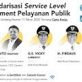Besok, Walikota GSVL dan Ketua APEKSI Jadi Narasumber Webinar SLA Tentang Cipta Kerja