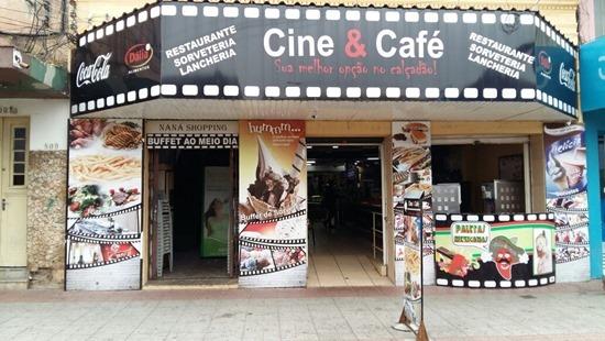 Cine & Café Destaque Restaurante e Sorveteria