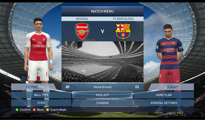 PTE Patch 8.0 Update PES 2015
