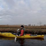 Nieuwkoopse Plassen met Kano Rijnland, 12 januari 2013