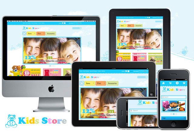 Baby Shop Prestashop Themes