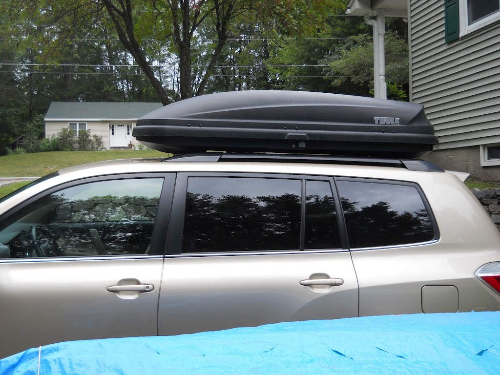 Thule Evolution 1600 >> Thule Roof Boxes For Second Gen Hl 2011 Toyota Nation Forum