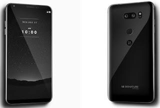 LG V30 vs iPhone X