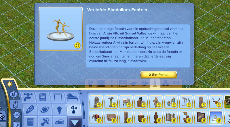 Free downloads from The Sims 3 Store - Pinguïntech
