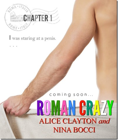 Roman Crazy first line