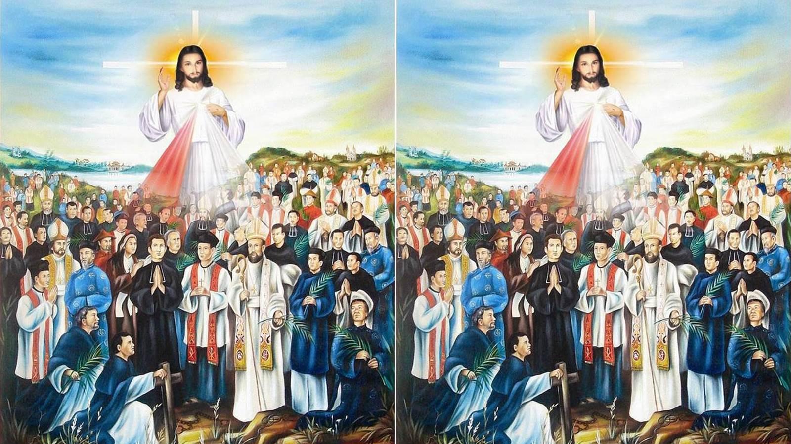 Không thuộc về thế gian (25.11.2019 – Thứ Hai Tuần 34 TN - Các Thánh tử đạo Việt Nam)