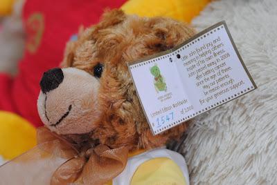 ServicefromHeart Teddy Bear Assisi Hospice Mt Alvernia Hospital