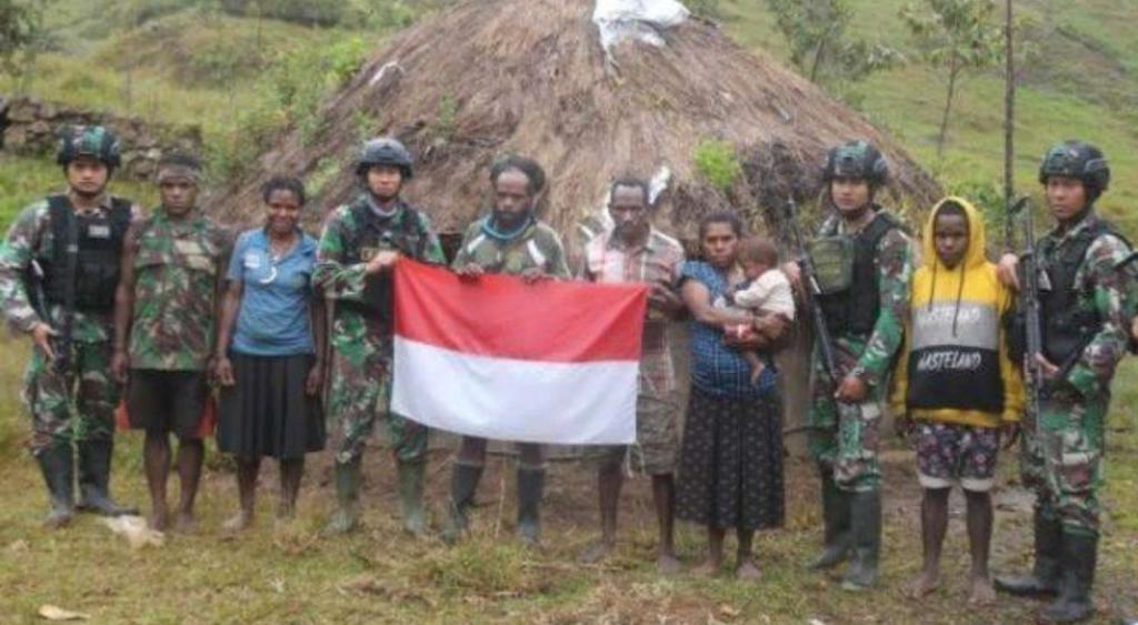 Sejumlah Suku di Papua Tegas Tolak OPM