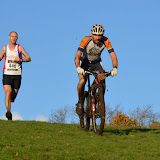 Harriers V Cyclists 2012 EW