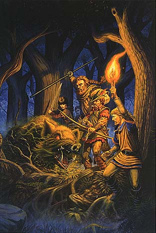 Boar, Magick Warriors 4