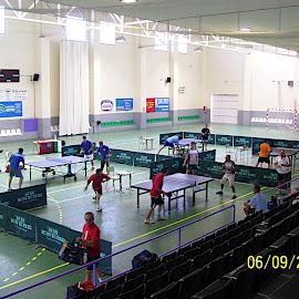 Torneo de Feria Club Tenis de Mesa de Montijo