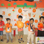 Orange Day (Nursery) 9-8-2017