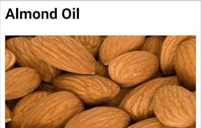 Almond plant seeds