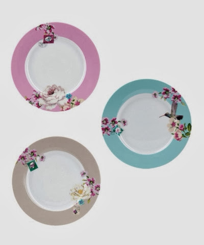 Monsoon Accessorize set of plates
