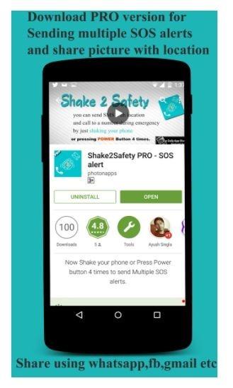 SHAKE 2 SAFETY 10