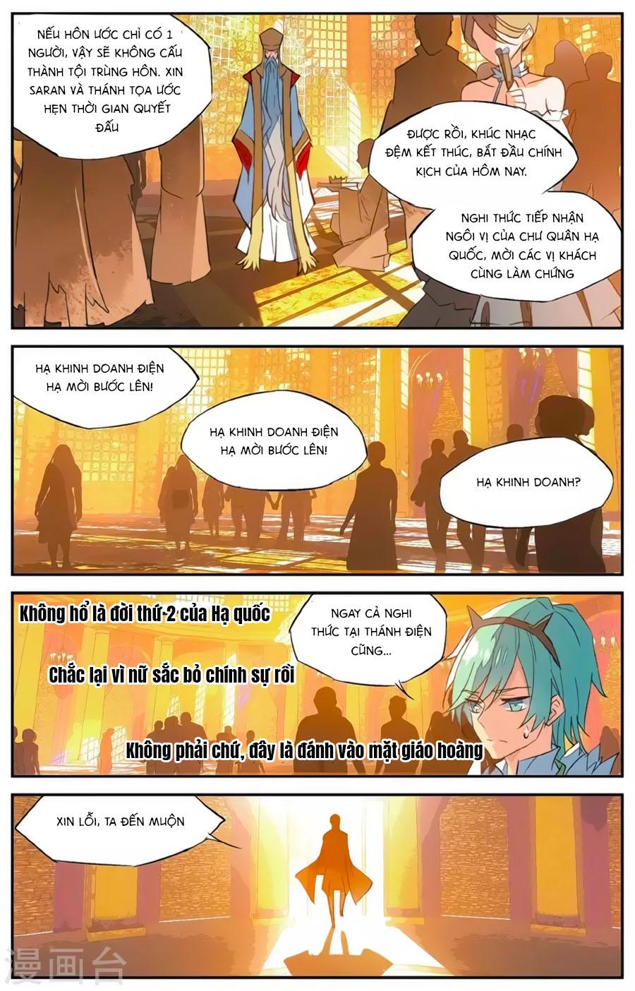 Nữ Nhân Dũng Cảm chap 62 - Trang 15