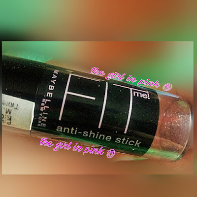 #Review: #Maybelline #FitMe #Antishine #Foundation #Stick - 120 #Classic #Ivory