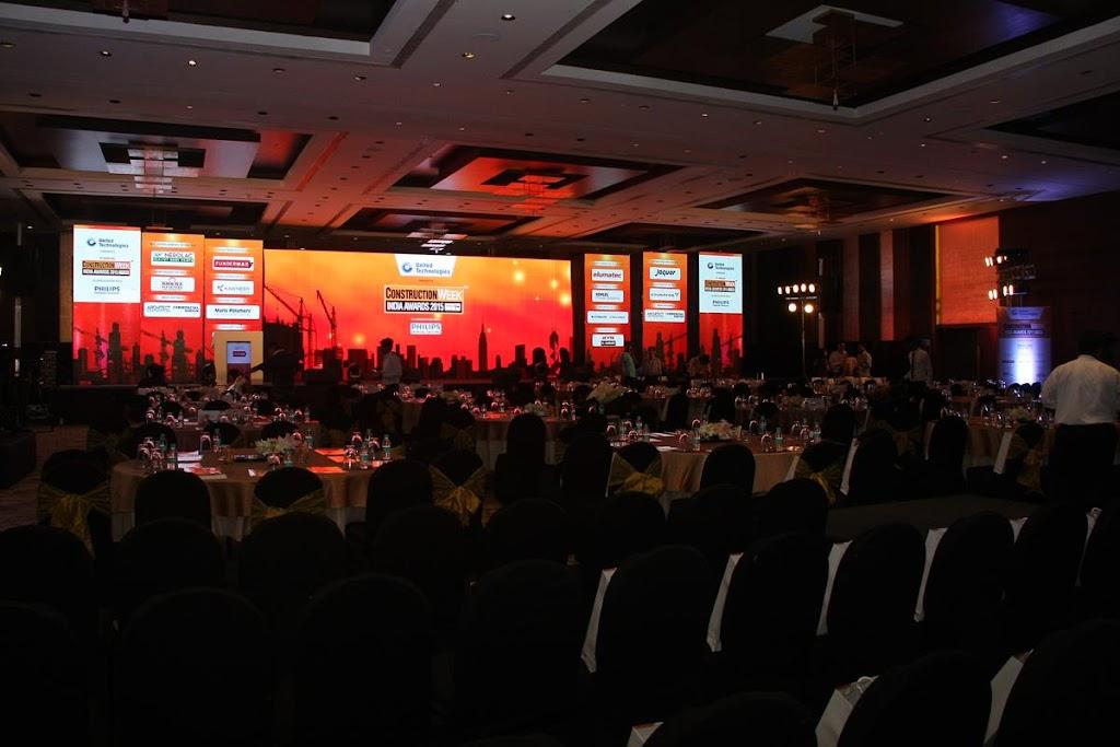 Construction Week India Awards 2015 - Sahara Star 6